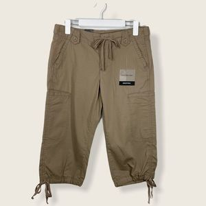 Calvin Klein Jeans Cropped Cargo Pants